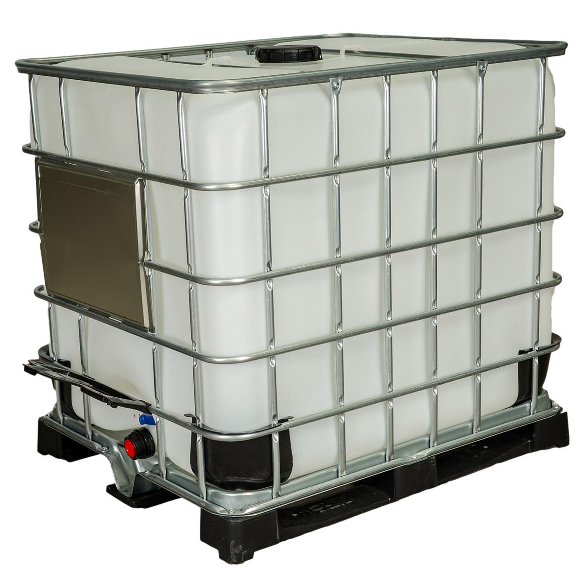 浅谈塑料桶的堆放和贮存